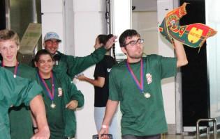 Atleta de Parahóquei de Vila do Conde é Campeão Europeu