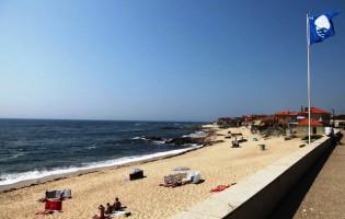 Vila Chã tem uma das 6 melhores praias do Norte