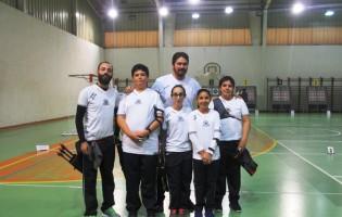 GCV conquista 4 medalhas na 1ª prova de Tiro com Arco
