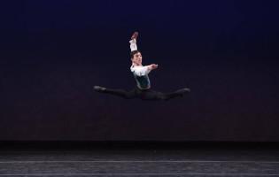 Frederico Loureiro entre os 6 melhores bailarinos do mundo
