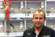Canaricultor de Vila do Conde conquista Título de Melhor Equipa de Exóticos