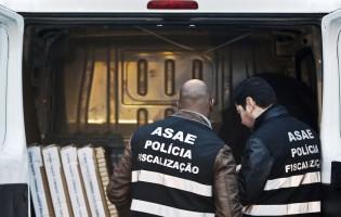 ASAE apreende calçado contrafeito em Vila do Conde