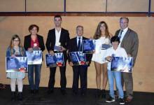 Atletas do GCV homenageados pela CMPV
