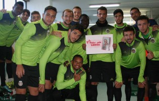 Rio Ave FC lança campanha para tentar ajudar a Luna