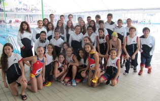 Clube Fluvial Vilacondense no Torneio de Meio Fundo e Fundo