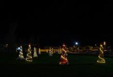 A magia do Natal chegou ao Parque da Cidade de Vila do Conde