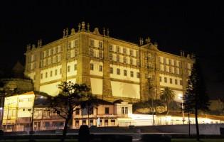 Mosteiro de Santa Clara vigiado 24 horas por dia