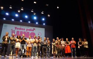 Artistas portugueses solidários com a Luna