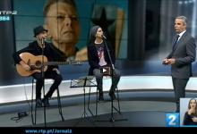 3 Vilacondenses no Especial David Bowie da RTP2