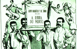 """""""A birra do morto"""" volta ao Auditório do CCO de Vila do Conde"""