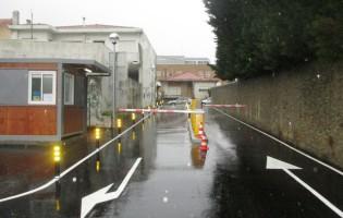 Câmara reabre parque de estacionamento junto ao Teatro Municipal