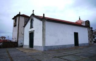 Capela de Santo Amaro assaltada e vandalizada