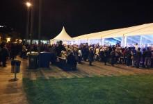 Milhares de pessoas celebraram a Passagem de Ano em Vila do Conde