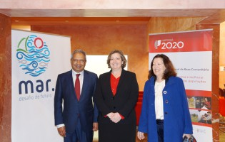 Governo pretende duplicar investimento no mar com Programa 2020