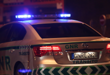 GNR trava corridas ilegais na Zona Industrial de Mindelo