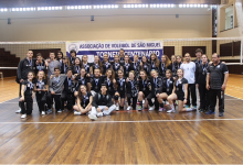 Ginásio Clube Vilacondense alcança 3 pódios nos Açores