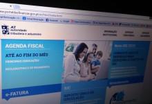 Contribuintes obrigados a mudar de browser para entregar IRS