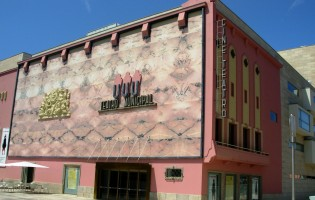 Teatro e Auditório de Vila do Conde com bilheteira comum