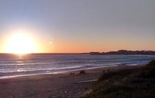 Pescador morre na praia de Azurara em Vila do Conde