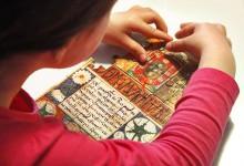 Puzzle do Foral de Vila do Conde distribuído a crianças do 1.º Ciclo