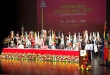 Município de Vila do Conde entregou Medalhas Municipais