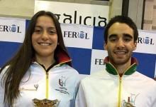 Rita Oliveira e Joaquim Mendes integram Seleção Nacional de Karaté
