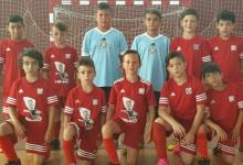 ADCR Caxinas foi campeã de Benjamins no Torneio Futsal Summer Fest