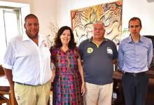 Câmara Municipal recebe atletas vilacondenses medalhados