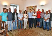 Equipa do Torneio Entidades recebida na Câmara de Vila do Conde