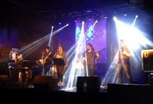 Eva Danin and the Groove Conection atuaram no Parque da Cidade João Paulo II
