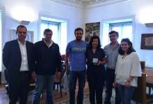 CFV oferece medalha dos 110 anos à Câmara de Vila do Conde