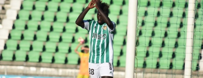 Golo de Yazalde dá vitória ao Rio Ave no jogo de apresentação