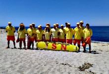 Concurso para tripulantes de embarcações salva-vidas