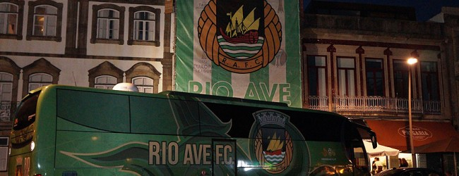 Rio Ave inicia esta semana a 2.ª aventura europeia