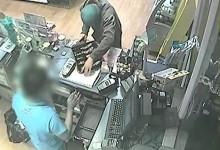 Trio armado assaltou bomba de gasolina na Junqueira