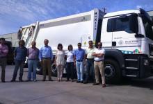 Vila do Conde tem novo camião de recolha de resíduos urbanos