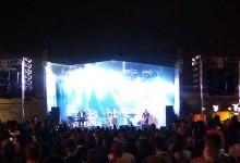 Clã deram concerto gratuito na Póvoa de Varzim