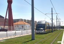 Homem colhido por carruagem do Metro em Vila do Conde