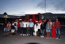 Jogadores do Rio Ave fazem-se sócios dos Bombeiros de Vila do Conde