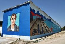 Mural de Arte Urbana da Seca do Bacalhau concluído