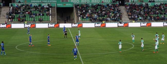 Rio Ave empata com o Slavia de Praga e despede-se da Liga Europa