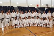 Vila do Conde recebeu as comemorações dos 40 anos do Centro Português de Karate
