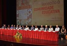 Vila do Conde recebeu hoje a Comunidade Educativa
