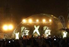 Xutos & Pontapés dão concerto na Agrosemana