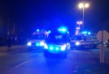 Idosa gravemente ferida após atropelamento em Azurara