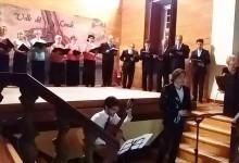 Coro de Santa Cecília apresenta Noite de Ópera