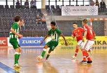 Futsal do Rio Ave empata em Vila do Conde diante do CS São João