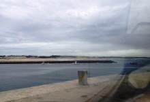 ISN de Vila do Conde apoia reboque de barco avariado no mar