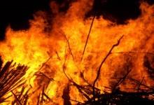 Incêndio no MADI destrói lavandaria