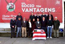 Órgãos Sociais do Clube Fluvial Vilacondense tomam Posse